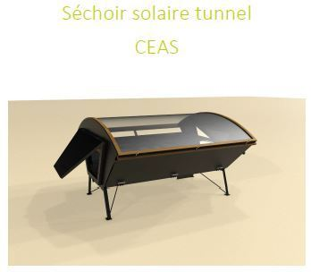 séchoir-tunnel